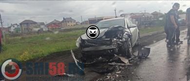 В Сети сообщают о ДТП с участием пьяного водителя на окраине Пензы