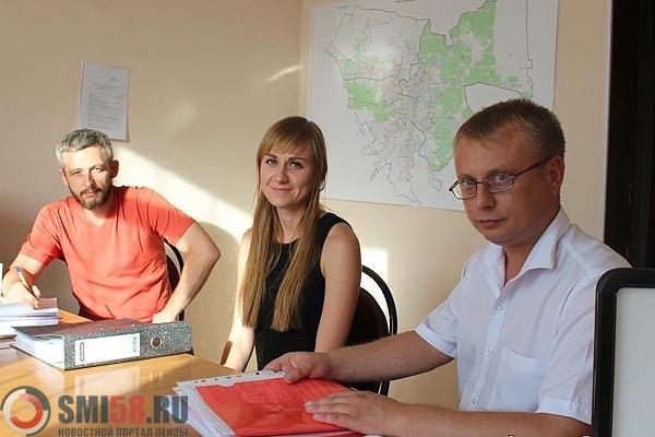 Коммунисты Пензы идут на выборы в гордуму молодой командой