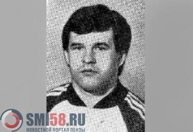 Скончался известный пензенский хоккеист Александр Удалов