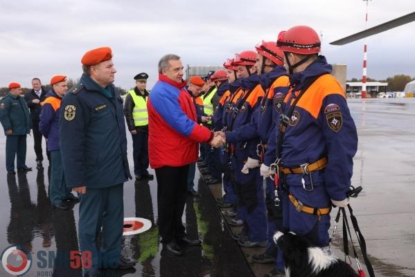 Владимир Пучков: «Опыт Пензенской области будет внедрен вовсех регионах»