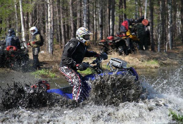 Пенза примет финал чемпионата РФ потрофи-рейдам наквадроциклах