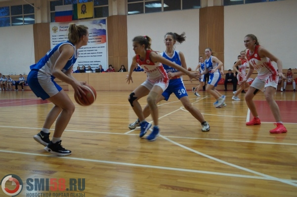 Пензенская «Юность» два раза обыграла ивановское «Динамо-2»