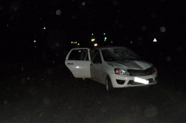 Вселе под Пензой под колесами «Лады-Гранты» умер 32-летний пешеход