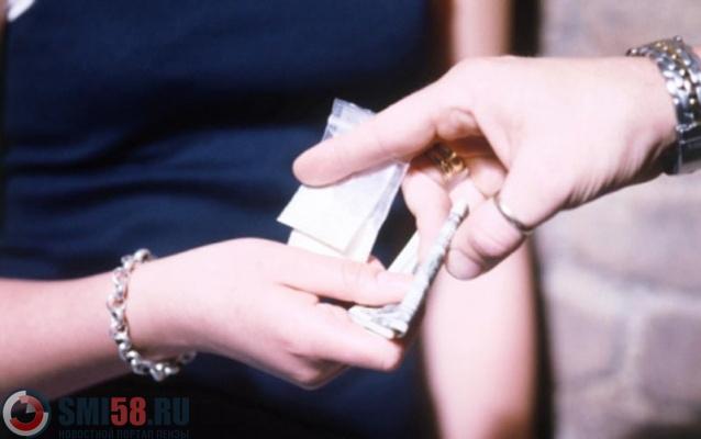 ВПензе изъято около 10 тысяч доз наркотиков
