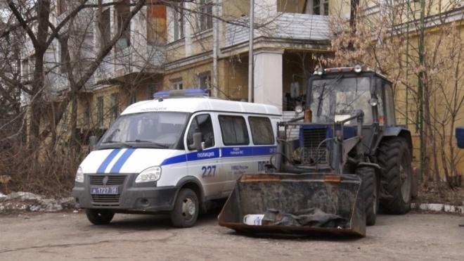 Подозреваемый вкраже снегопогрузчика вПензенской области заключен под стражу