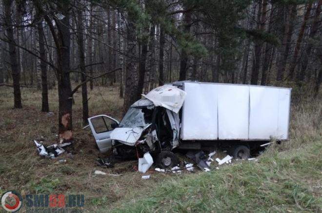 ВНикольском районе водитель-подросток устроил смертельное ДТП