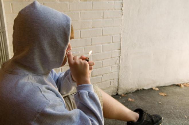 ВПензе юноша попался нахранении наркотиков