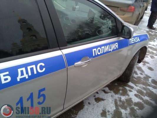 ВКузнецком районе случилось ДТП сучастием фуры илегкового автомобиля