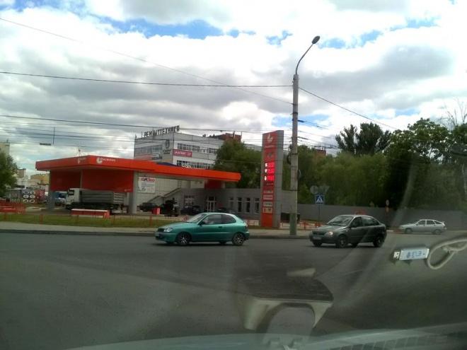 Бензин прибавил вцене набольшинстве заправок вЧелябинской области