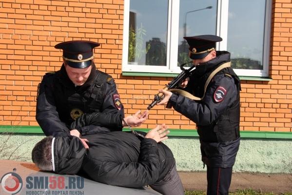 ВПензе преступники  сорвали сшеи мужчины крестик