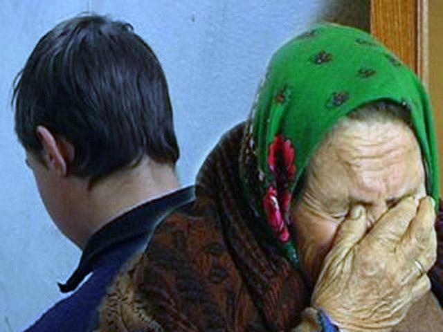 Гражданин Пензенской области изувечил родную мать