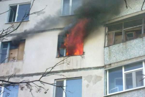 ВПензенской области впожаре вквартире погибла 58-летняя женщина