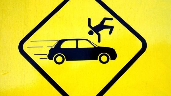 НаГПЗ вПензе шофёр бросил надороге сбитого пешехода