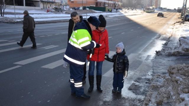 ВПензе проверят, как водители пропускают пешеходов