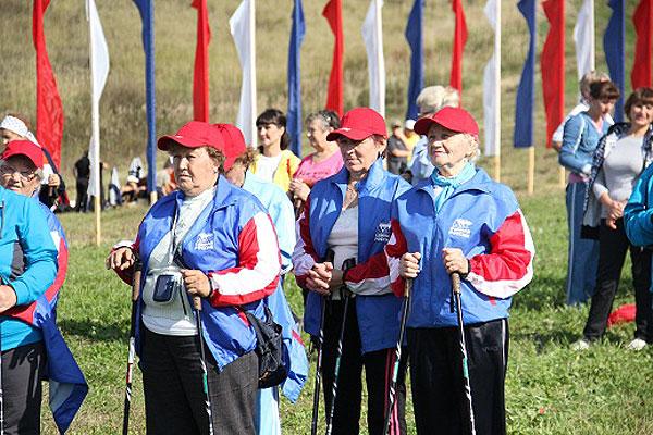 ВПензенской области состоится фестиваль скандинавской ходьбы