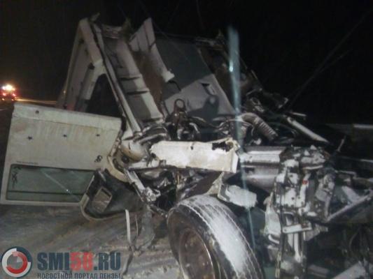 ВПензенской области вДТП сшестью автомобилями погибли 4 человека