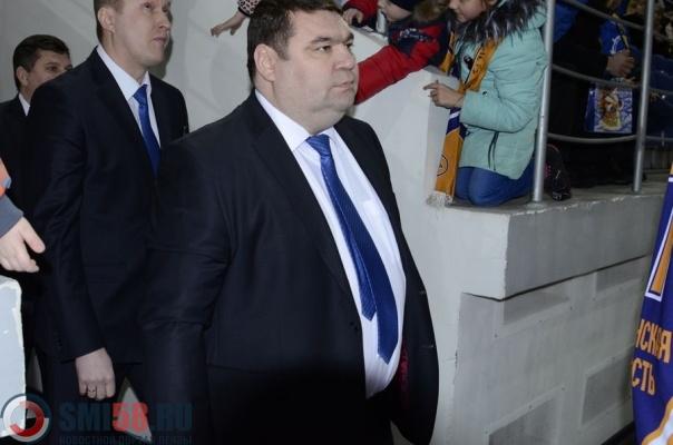 Новым тренеромХК «Спутник» вНижнем Тагиле стал Сергей Лопушанский