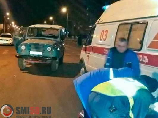 ВПензенской области два пешехода погибли вДТП
