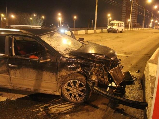 ВДТП намосту у«Буратино» пострадали 5  человек