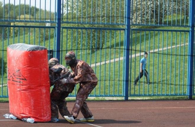 Команда Пензенской области попейнтболу завоевала Кубок Российской Федерации