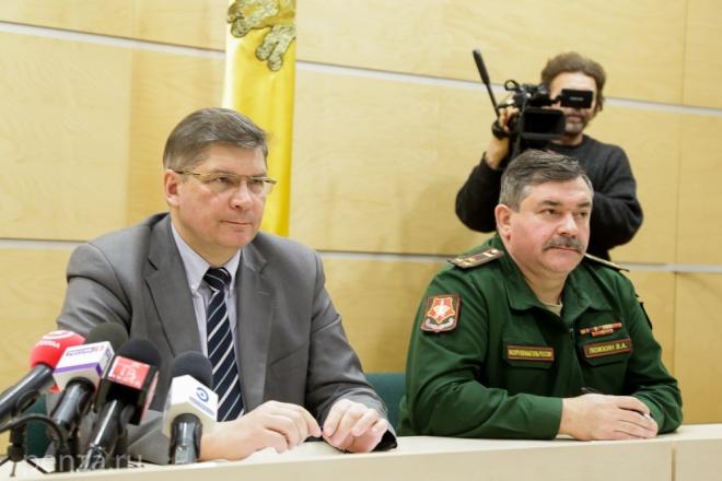 Крымчан свесеннего призыва будут посылать  в остальные  регионы РФ