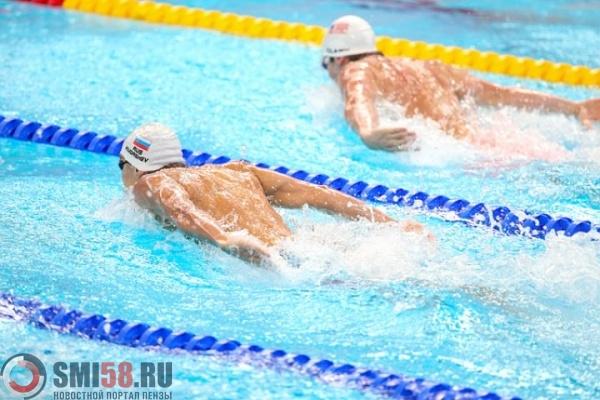 Пензенец взял «серебро» наЧемпионате РФ поплаванию