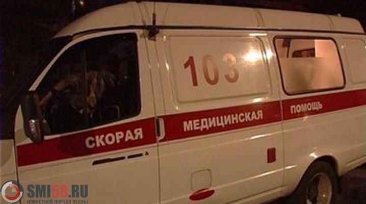 2-х детей сбили на трассах Пензенской области в прошедшие выходные