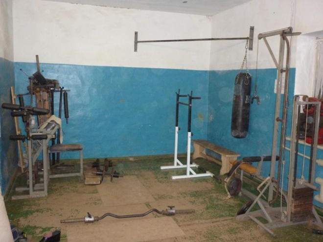 Врамках проекта «Детский спорт» починят 14 спортзалов сельских школах области