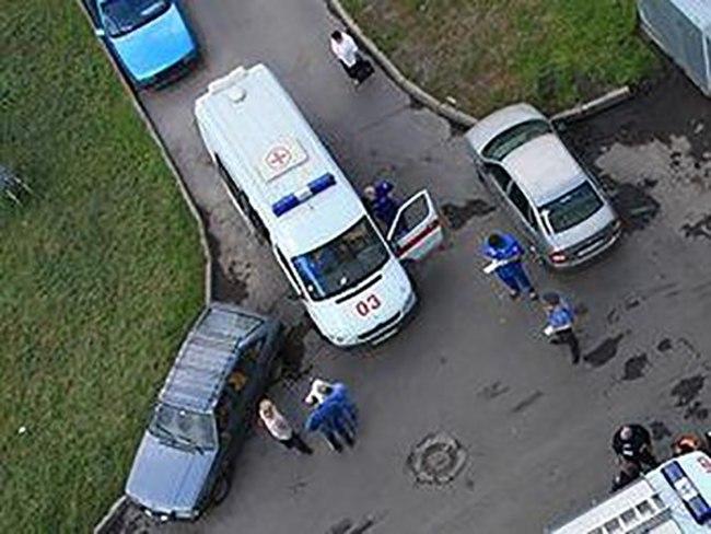 ВПензе изокна детской клиники наБекешской выпал человек— свидетели
