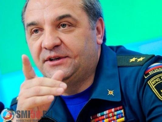 Руководитель МЧС дал позитивную оценку подготовке Пензенской области кзиме
