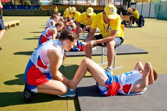 Ученические команды изХабаровского края участвуют вфинале «Президентских состязаний» вАнапе