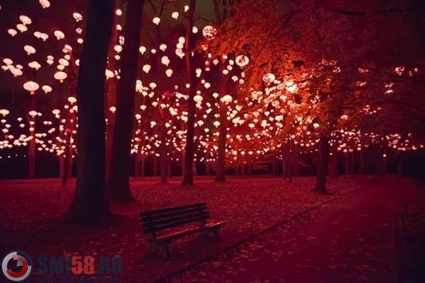 Новогодняя елка наплощади Ленина вПензе готова навсе 100%