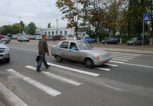 виноват ли водитель если сбил пешехода в неположенном месте был убежден