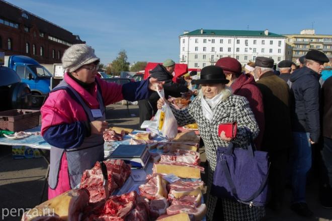 Пензенских фермеров приглашают наярмарку в столицу России