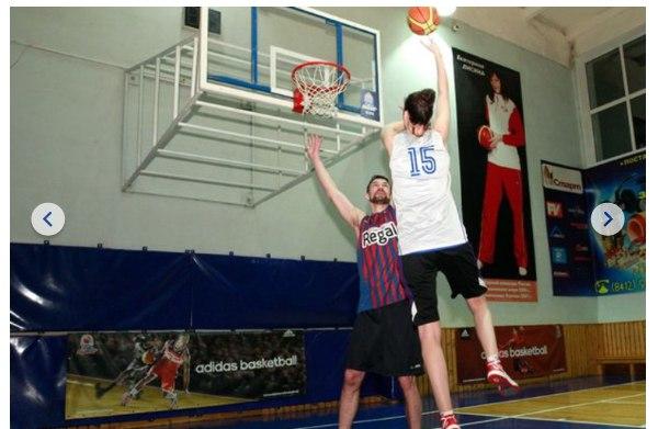 Баскетболистка изПензы поборется заместо в книжке рекордов Гиннеса