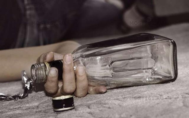 227 граждан Пензенской области погибли ототравления спиртом