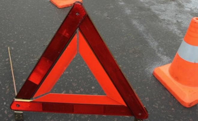 ВБессоновском районе столкнулись 5 авто
