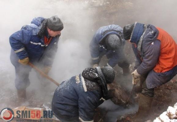 ВПензе 106 домов, 5 школ и5 детсадов остались без отопления
