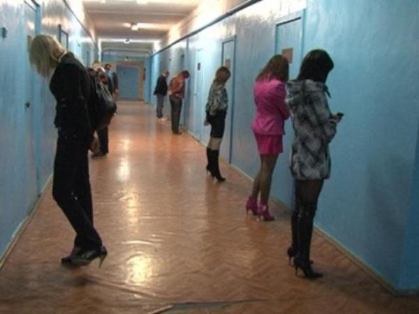Занеделю вПензенской области задержали 48 проституток
