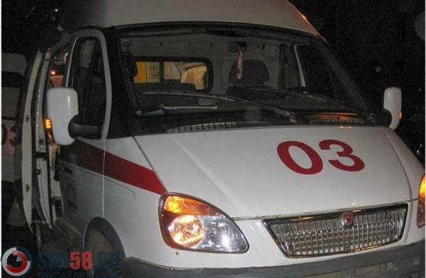 ВНижнеломовском районе нарушение ПДД привело ксмерти человека