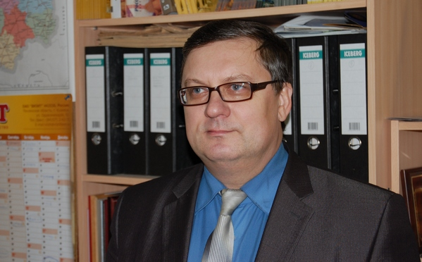 Александр Синюков— председатель избирательной комиссии Пензенской области