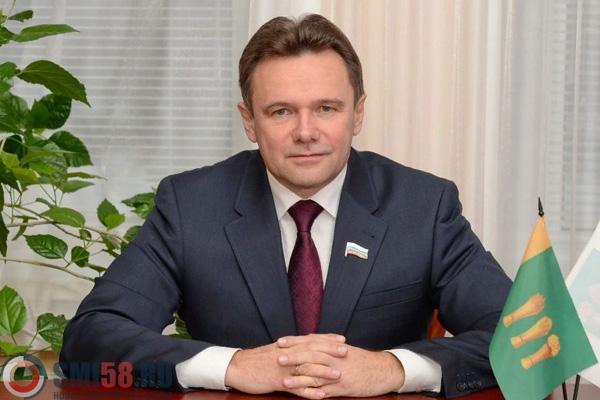 Николая Тактарова рекомендовали напост руководителя Пензы