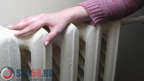ВПензе наулице Суворова дома остались без тепла из-за очередного порыва