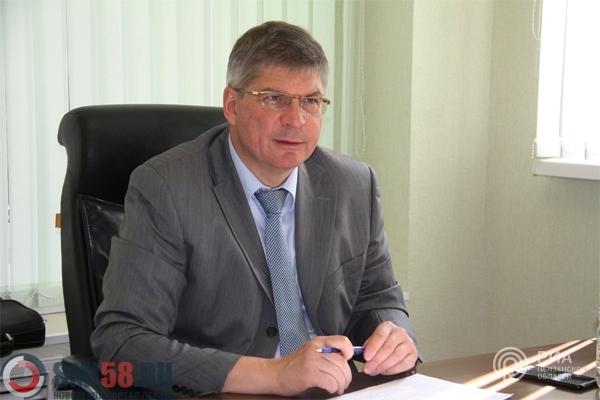 Дело возбуждено вотношении прежнего вице-губернатора Пензенской области