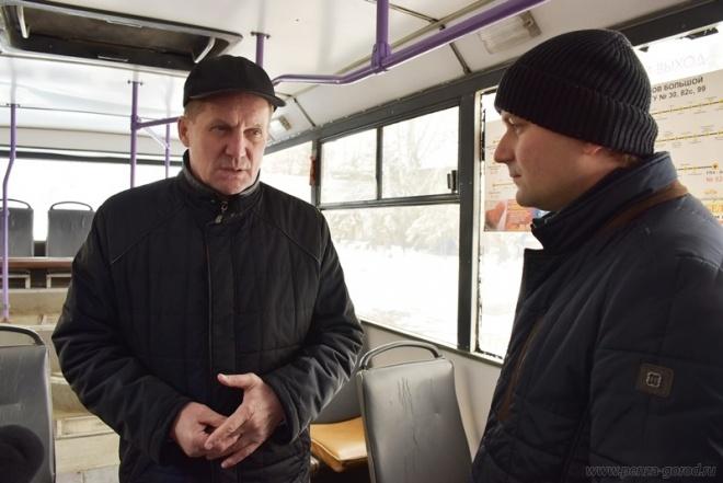 ВПензе дачные автобусы вышли намаршруты
