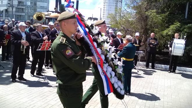 ВПензе открылся мемориал «ВоСлаву русского оружия»