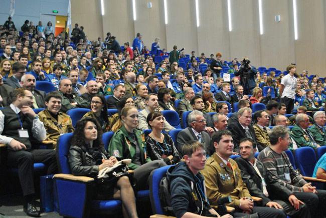 Дончане побывали наВсероссийском слете студенческих отрядов