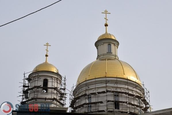 ВПензе готовы приступить кблагоустройству территории Спасского храма