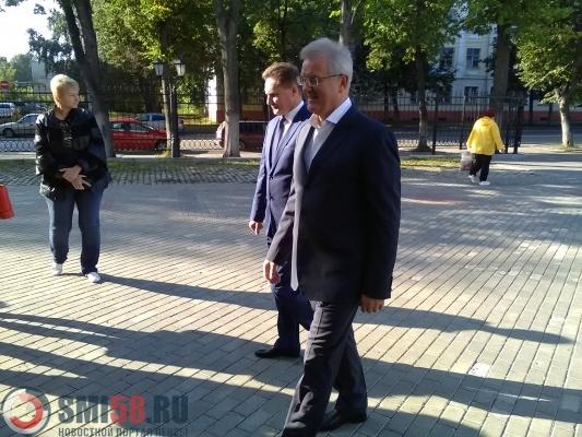 Губернатор Пензенской области поблагодарил руководителя Брянского региона заповышение урожайности