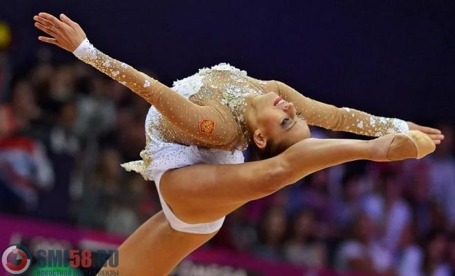 Пензенская гимнастка завоевала 5 наград натурнире вЧехии